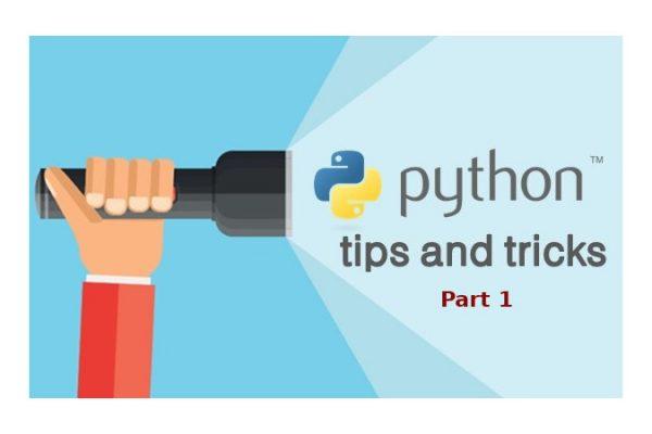 python tips 1
