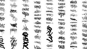 Graffiti Fonts