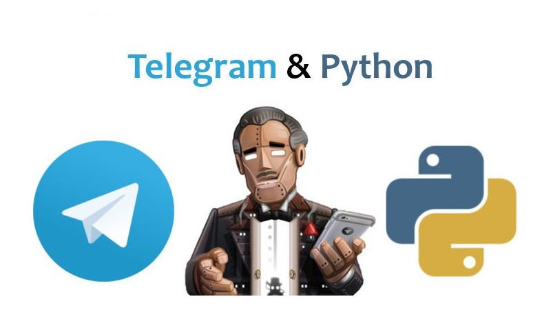 ی مصنوعی در تلگرام ساخت ربات تلگرام با استفاده از پایتون | صفر تا قهرمان ...