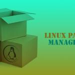 مدیریت بستهها در توزیعهای لینوکس