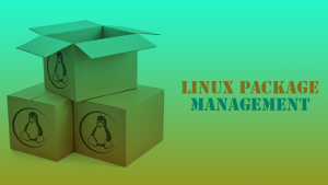 linux package management