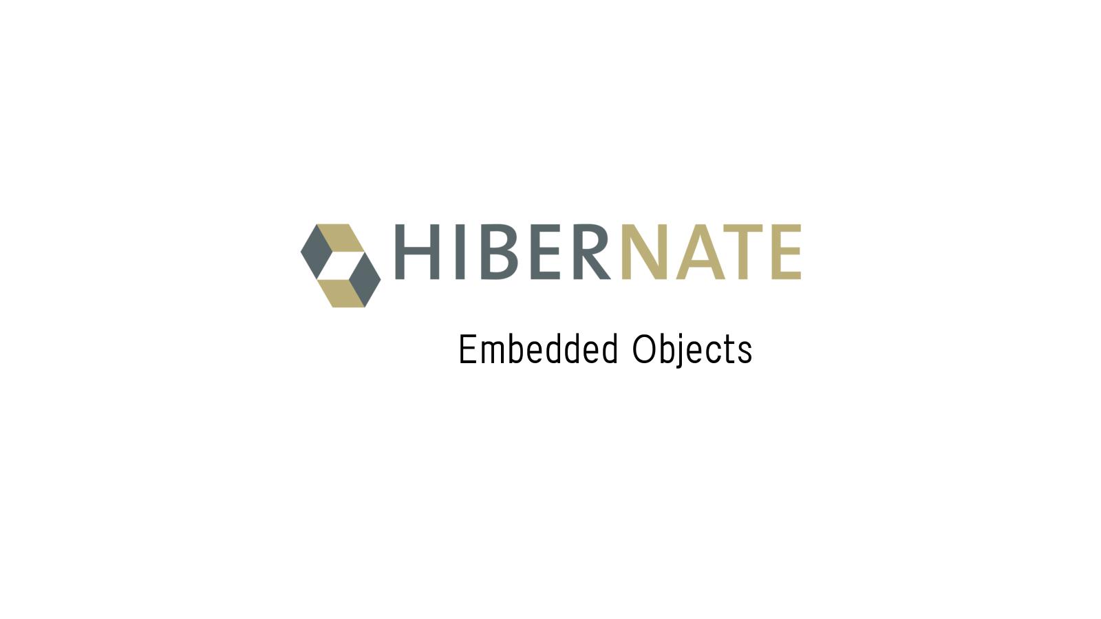 EmbeddedObjects