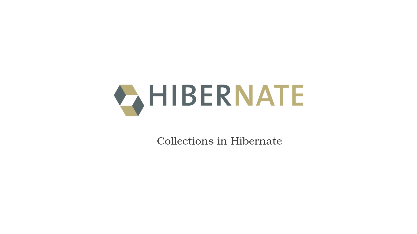 Hibernate Collection