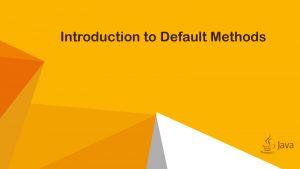 Java_Default_method
