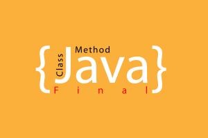 java-method-class-final