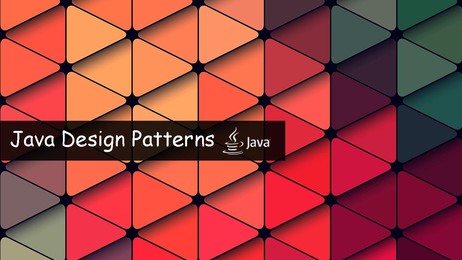 java-Desing-Pattern
